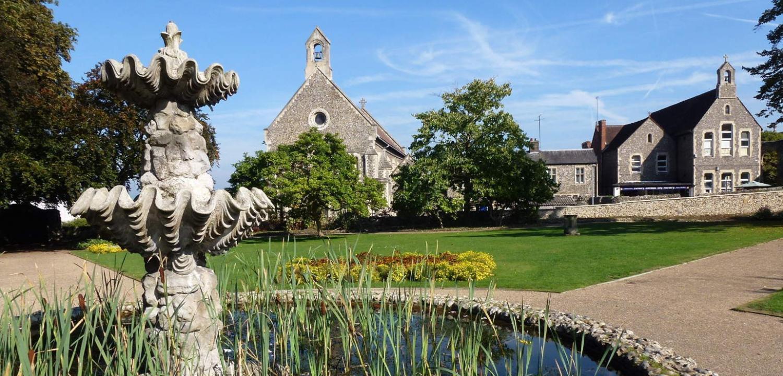 Forbury Gardens Fountain