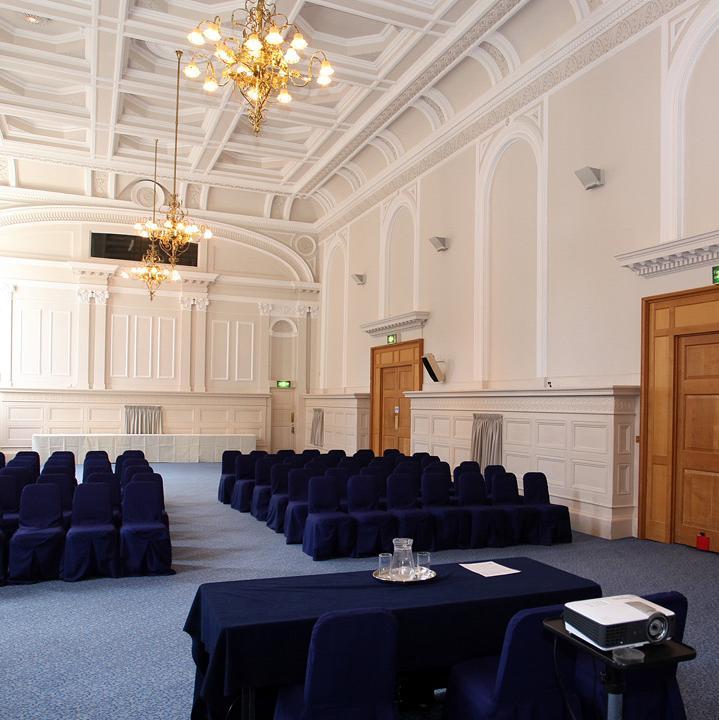 Victoria Hall meeting